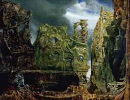l'oeil du silence,max ernst,peintre,nature,dimension cosmique
