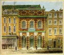 sir john vanbrugh,architecte,baroque,palladien,dramaturge,queen's theatre