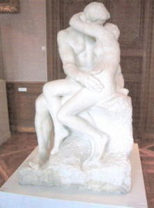 le baiser de rodin,rodin,sculpteur,divine comédie,dante,francesca da rimini,paolo malatesta