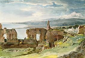 johann georg von dillis,peintre allemand,maison régnante de bavière,paysagisme