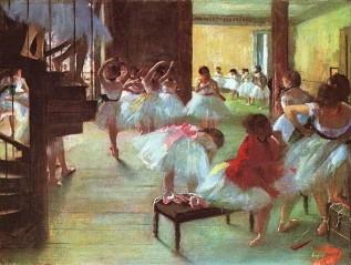 edgar degas,peintre,danseuses