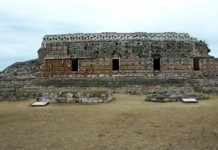 codz-poop,monument maya,mexique,chac,dieu de la pluie,masques à trompe