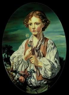 le jeune berger,jean-baptiste greuze,peintre français