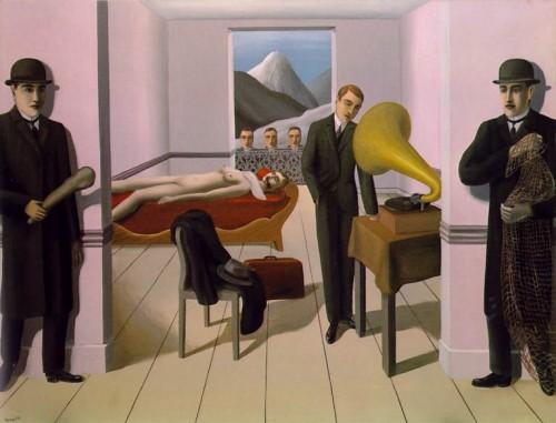rené magritte,l'assassin menacé,peintre,mystère