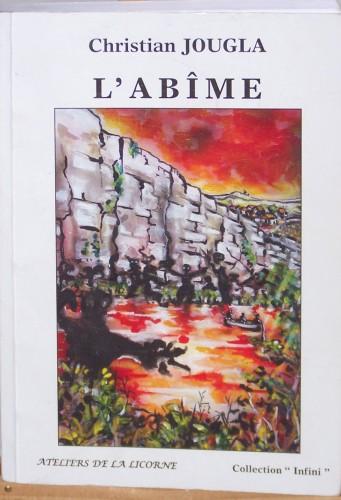 L'Abîme, Christian Jougla, Marianne Schumacher, livre