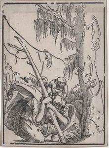 albrecht altdorfer,peintre,graveur,saint christophe,estampes